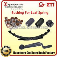 15 Years OEM Manufacturer Supply Truck Leaf Spring And Bushings, Trailer Leaf Spring Bushings