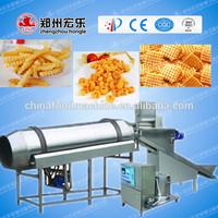 C11 HL-II potato chips seasoning machine/0086-13283896572