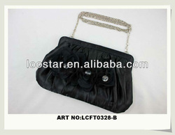 Good Quality Acrylic Evening Bag With Metal China Strap