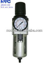 NPPC brand. AW3000-03D air filter regulator.Filter&Regulator combination