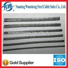 Galvanized Steel Wire Strand, Stay Guy Wire