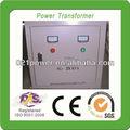 3 fase 220 v a 240 v elétrica transformador de potência