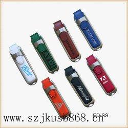 hot sale leather usb flash drive 8gb