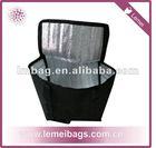 Deft design non woven wine bottle cooler bags