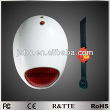 Wireless security alarm, for children protection