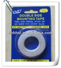 Double Sided White PE/EVA Foam Tape