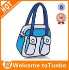2014 bags handbags 3D bag bag 3d