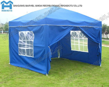 Portable UV resistant folding garden gazebo 3x3m