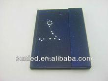 Pisces blue sky note book