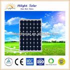 High efficiency & low price mono 200W solar panel with TUV, IEC, CE