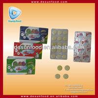 A.S.E dry milk candy