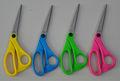 8 pulgadas tijeras para cortar la tela en color manija de los pp