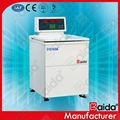 dd6m 6000 rpm basse vitesse centrifugeuse de laboratoire de grande capacité