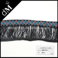 New Fashion decorative ribbon trim and fringe wholesale RB0129-1