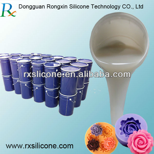 RTV silicone rubber for make mold