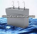 Piano/a muro acqua calda e fredda dispenser, costruito- in acqua fredda, riscaldamento, ro filtro