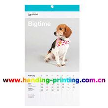 High Quality Different Design Calendar Printing