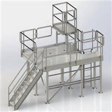 factory manufacturing/Steel platform,heavy loading mental adjustable storage in warehouse and industry/.hot sale