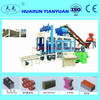 QTY8-15 concrete interlocking paving block machine