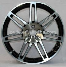 Replica Alloy Wheels SUV Hyper Silver/Chrome