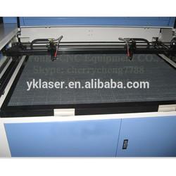 CNC Wood Acrylic Fabric Jeans Leather Optical glass laser cutting machine UK1325 price