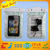 2014 factory custom IPX8 cheap waterproof diving cover for mobile phone