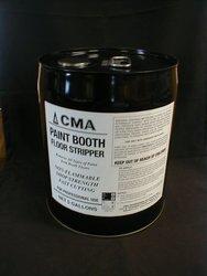 CMA Paint Booth Floor Stripper