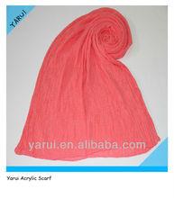 lazo de la moda de las señoras bufandas chales de pashmina