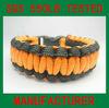 Christmas Gift Paracord Survival Bracelet Direct Sale
