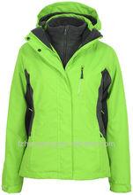 Ladies 3-in-1 winter outdoor Jacket