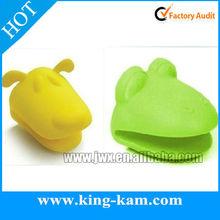 silicone swimming glove