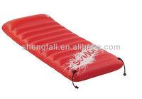 Inflatable camping bed mattress, air mattress for camping,folding mini single air camping mattress