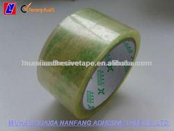 OEM/ODM BOPP packing tape (water-proof) costom printed &transparent opp tape