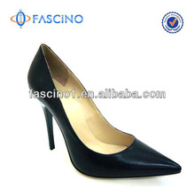 ladies shoes high heel black 2014 for dress shoes