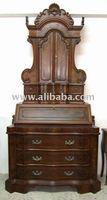 Antique Furniture - Antique Bureau Cabinet