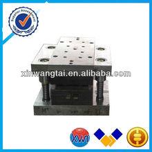 plastic gear heat exchanger graphite block mould
