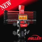 MILLER global 3d wheel aligner manufacture,high accurate intelligent workshop 3d wheel alignment with scissor lift