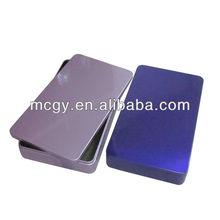 Beautiful Rectangle Tin Box Metal Tool Tin Box And Tin Can Packaging