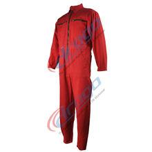 eco friendly cotton flame retardant uniform smocks
