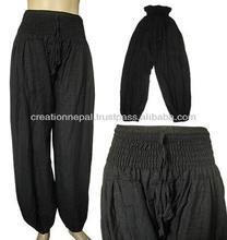Khaddar cotton ladies trouser