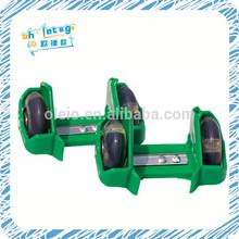 pp wheels flashing wheels,fresh roller skate