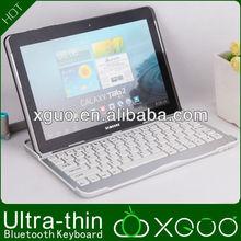 Mini Ultra-Thin For Samsung Galaxy N8000 Bluetooth Wireless Keyboard
