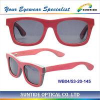 Designer Wood Eyeglass Frames (WB04)