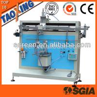 semi auto bucket silk screen printing
