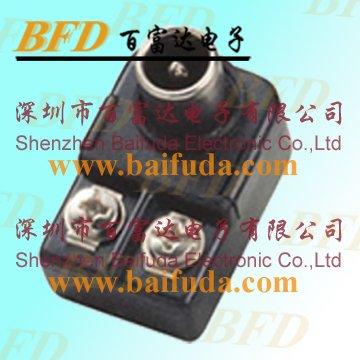 antenna plug ,75 Ohm to 300 Ohm balun
