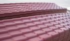 ASA synthetic resin roof tiles