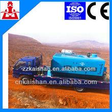 17Bar 1060cfm Diesel Screw Truck Air Compressor mobile