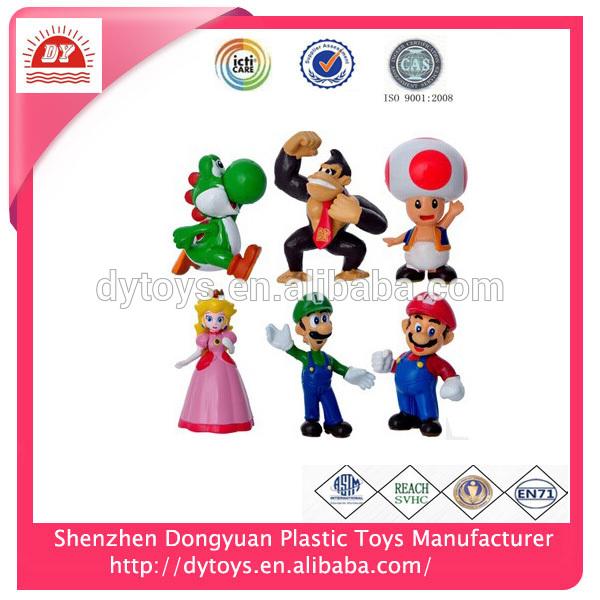 PVC action figure goomban toy nintendo super mario bros figures