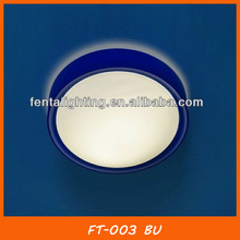 FT-003 BU Plastic and glass ceiling light covers
