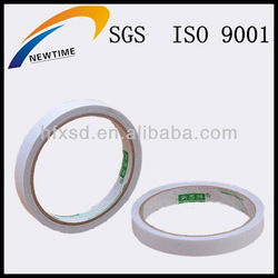 Embroidery Use Yellow Adhesive Double Sided Adhesive Tape/Double Sided Adhesive tape manufacture